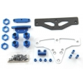 ST Racing Concepts GT-8/Rally Cross Conversion kit for Slash 4x4 (Blue)